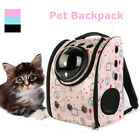 Pet Cat Puppy Dog Travel Bag Space Backpack Carrier Astronaut Capsule Breathable