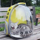 Portable Pet Travel Carrier Backpack Cats Dog Space Capsule Breathable Design