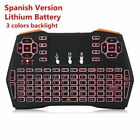 Wireless Keyboard 2.4GHz Russian or English Keys Air Mouse Remote Control Touch