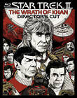 Star Trek II: The Wrath of Khan [New Blu-ray] Director's Cut/Ed, Dolby, Subtit on eBay