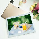 10.1'' HD Tablet 4G+64 GB Android 7.0 PC Octa 8 Core WIFI Bluetooth 2 SIM Metall