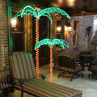 LED Deluxe Rope Light Palm Tree