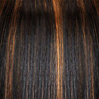 100% HUMAN HAIR BLEND BRAZILIAN SCENT LACE FRONT WIG - JANET COLLECTION NAOMI