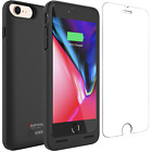 iPhone 8 7 Battery Case Charger Cover with Qi Wireless Charging by Alpatronix