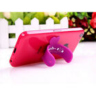 For iPhone& Samsung Universal Cute Silicone Touch-U Phone Holder Stand