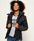 Superdry Hooded Faux Fur Sherpa SD-Windattacker Jacket <br/> 20% Off Cyber Week Deal - Prices Already Discounted