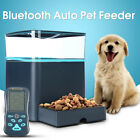 Bluetooth Dog Automatic Feeder Food Dispenser Bowl Pet Trimmer Electric Fence