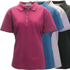 McIlhenny Women's Performance Solid Pique Polo Golf Shirt,  by Tabasco