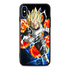 Anime Vegeta Pattern Hard Phone Case For iPhone 5 6 7 8 Plus X XS XR Max Cover