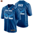 Nike Khalil Mack NFC 2019 Pro Bowl Game Jersey Chicago Bears Official Limited on eBay