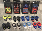 NIKE NEWBORN INFANT BOOTIES GIFT BOX PICK SIZE 2 PACK BOY OR GIRL 0-6 MONTHS