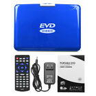 16'' Portable DVD Player Remote Control Rechargeable 270° Rotation LED Screen US