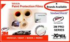 "4"" Wide Paint Protection Film ( Scotchgard / 3m Pro Series / Xpel ) Vehicle"