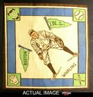 1914 B18 Blankets Bart Whaling  White Infield Braves NM on Ebay