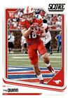 2018 Score Football You Pick/Choose Cards 258-440 RC ***FREE SHIPPING***