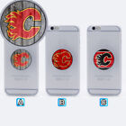 Calgary Flames Cell Phone Grip Holder Stand Mount $2.99 USD on eBay