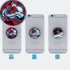 Colorado Avalanche Cell Phone Grip Holder Stand Mount $2.99 USD on eBay