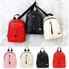Women Mini Bags Backpack Girl School Shoulder Bag Rucksack Leather Travel Bags