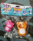 SOFT'N SLO SQUISHES COSTUME CUTIEZ~PICK CHARACTER~SERIES 1~FOR AGES 6+~NEW