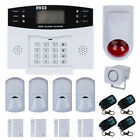 Best Diy Alarm Systems - Wireless DIY GSM SMS Home House Intruder LCD Review