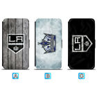 Los Angeles Kings Leather Case For iPhone X Xs Max Xr 7 8 Plus Galaxy S9 S8 $4.99 USD on eBay