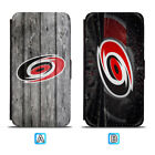 Carolina Hurricanes Leather Case For iPhone X Xs Max Xr 7 8 Plus Galaxy S9 S8 $4.99 USD on eBay