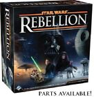 Star Wars Rebellion Board Game Replacement Parts Pieces Tokens Minis Cards $0.99 USD on eBay