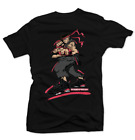 Fighter Infrared Black Tee