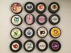 Vintage NHL Official Hockey Pucks - You pick Team $8.00 USD on eBay