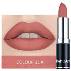 12 Colors Beauty Lip Gloss Makeup Lip Lipstick Long Lasting Waterproof Liquid A+