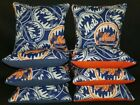 Set of 8 New York Mets Cornhole Bean Bags ***FREE SHIPPING*** on Ebay