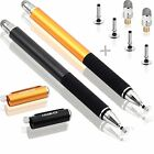 Universal Stylus 2 in 1 Precision Disc Touch Screen Pens for all Touch Screens