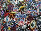New Logo Football NFL Embroidered patch iron Sew on cloth jacket hat bag shirt $2.99 USD on eBay