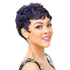 IT'S A WIG SYNTHETIC FULL WIG SHORT MAMA CURL STYLE - NUNA