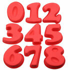 Large Silicone Number Cake Tin Creative Mould Birthday Anniversary Festival