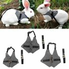 Multipurpose Rabbit Harness Small Pet Leash Chinchillas Guinea Pig Vest Clothes