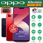 New & Sealed Factory Unlocked Oppo A3s Red Purple 32gb Dual Sim Android Phone
