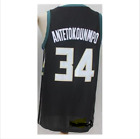 MilwaukeeBucks 34 Giannis Antetokounmpo Jersey all colour 2019