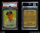 1941 Play Ball #39 Tommy Henrich Yankees PSA 2 - GOODBaseball Cards - 213
