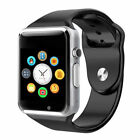 Bluetooth Smart Watch GSM Unlocked Watch Cell Phone for Android Samsung LG Nokia