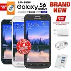New Unlocked Samsung Galaxy S6 Active G890 Grey White Blue Android Rugged Phone