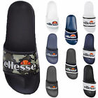 Ellesse Slides Sandal Flip Flop Navy Black White Beach Gym Sauna Mens Womens