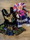 Mexican dress Mexico, dress girls, costume 5 de Mayo dance dress, party