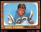 1966 Topps #122 John Farris Chargers San Diego St 5 - EX $5.0 USD on eBay