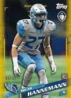 2019 Topps AAF Football You Pick/Choose AUTO Parallel Insert Base FREE SHIPPING