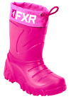 2019 FXR Youth Child SVALBARD WATERPROOF SNOW BOOTS -Size  10/11  or  1/2  - NEW