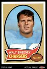 1970 Topps #173 Walt Sweeney Chargers VG/EX $0.99 USD on eBay