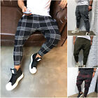 Mens Trouser Sweatpants Pants Slacks Casual Jogger Dance Sportwear Baggy Hip Hop