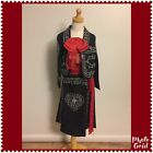 Mexican  Mariachi Charro Folklorico Mexican Costume Suit for girl,women
