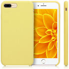 Silicone Case for Apple iPhone 7 Plus 8 Plus - TPU Rubberized Cover